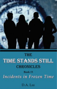 Incidents in Frozen Time - Front Cover